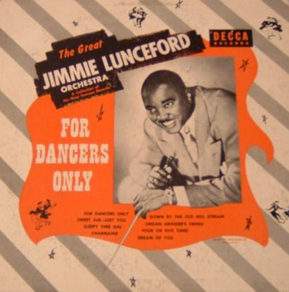 jimmy lunceford blue in the night spc3531