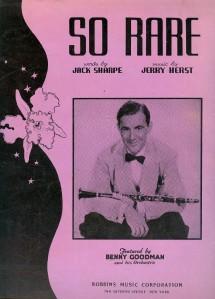 Big Band Library: Sheet Music: Benny Goodman