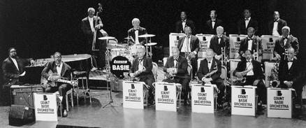 Count Basie And His Orchestra On My Way Shoutin Again